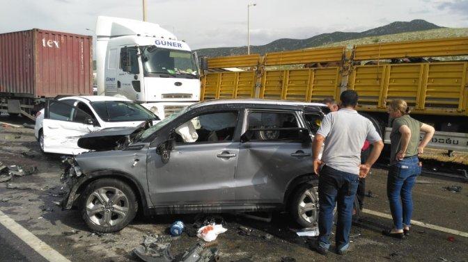 Kahramanmaraş'taki kazada ölü sayısı 2'ye çıktı