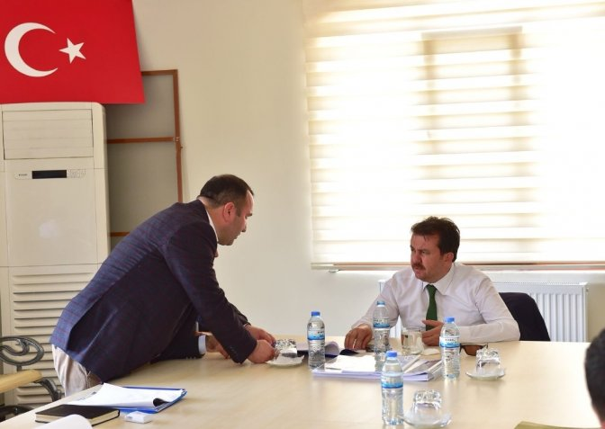 Başkan Erkoç,