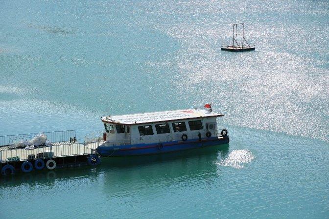Kahramanmaraş'ta gölde tekne turları başlıyor