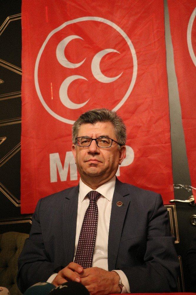 "MHP'li Aycan: ""Ak Parti'nin adayı belli değilken..."