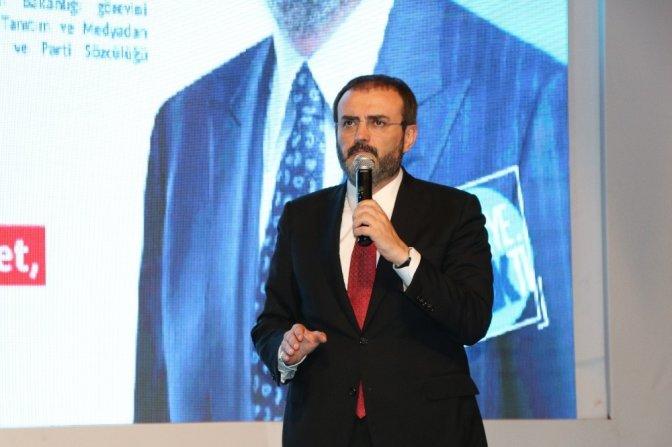 AK Parti Sözcüsü Ünal: