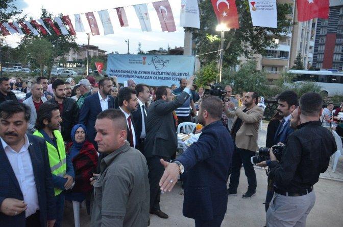 """Ak Parti sözcüsü Ünal: """"Türkiye büyük değişimler yaşıyor"""""""