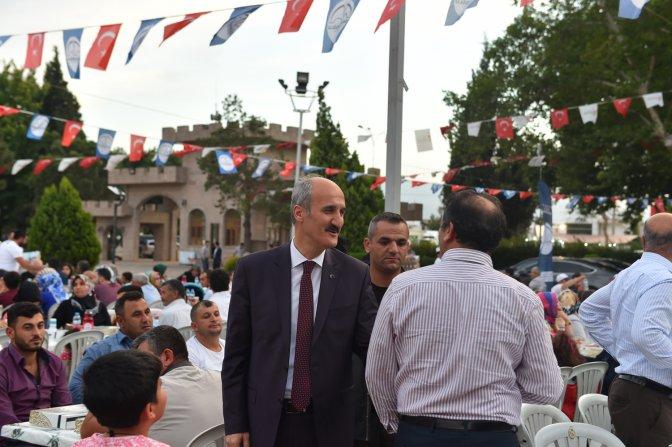 Dulkadiroğlu Belediye çalışanları iftarda buluştu