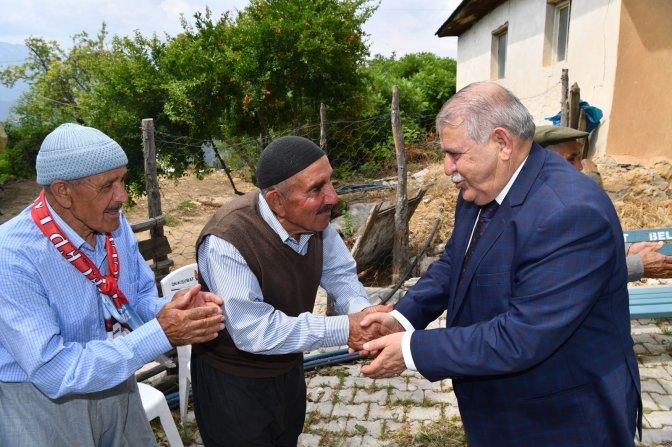 Döngele ve Demrek Bilgi ve Kültür Evi açıldı
