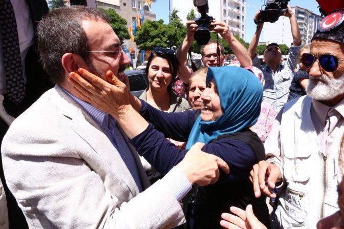 AK Parti Sözcüsü Mahir Ünal: