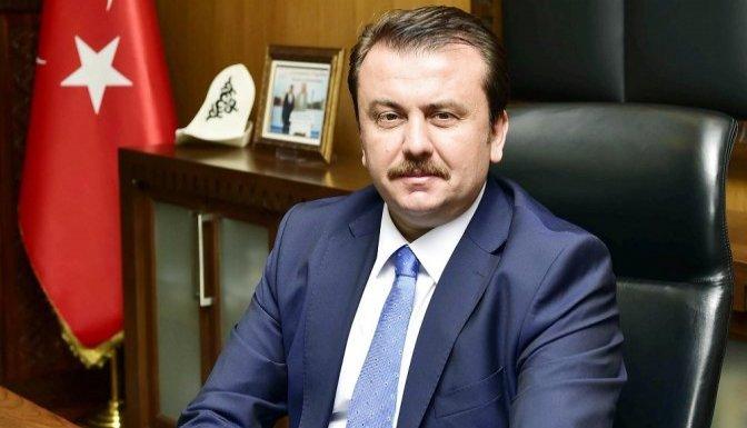 """Başkan Erkoç: """"Bayramın huzur ve mutluluk getirmesini diliyorum"""""""
