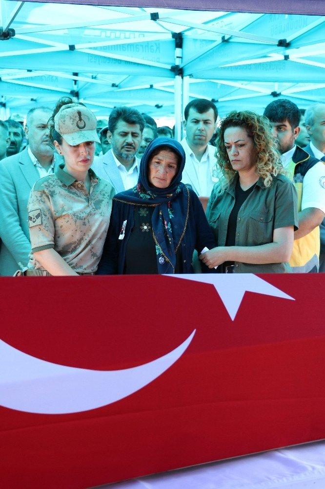 Şehit korucu Fatih Güngör son yolculuğuna uğurlandı