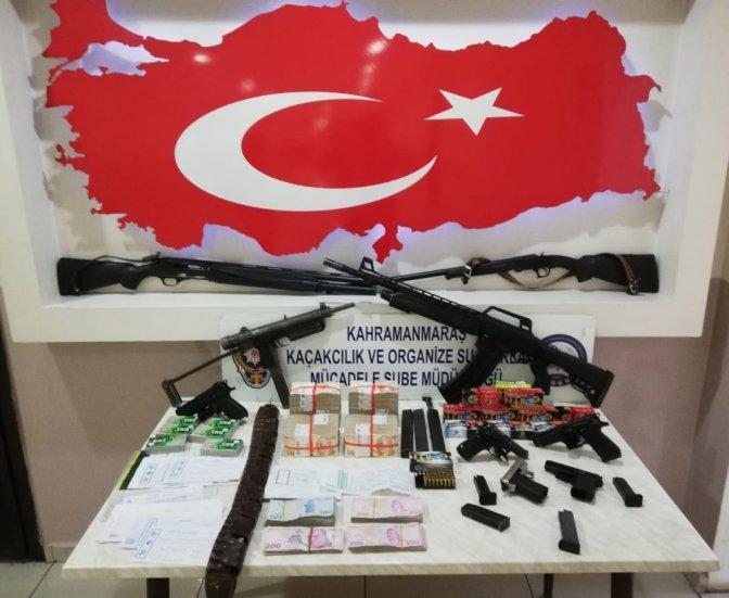 Organize suç örgütüne şafak operasyonu: 7 gözaltı