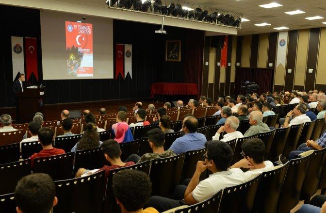 KSÜ, 15 Temmuz Destanını Unutmadı