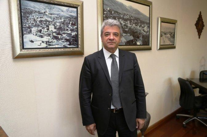 Başkan Zabun: