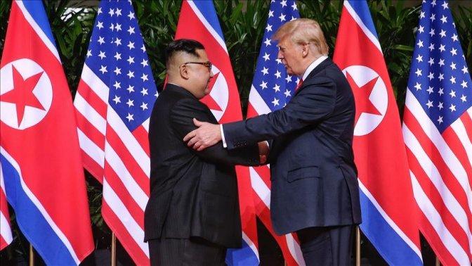 Trump, Kim'e sözü vermiş!