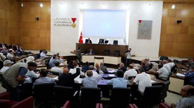 Büyükşehir Meclisi 11 Eylül'de toplandı