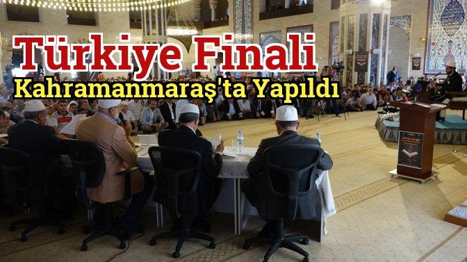 Kur'an-ı Kerim'i Güzel Okuma Türkiye Finali