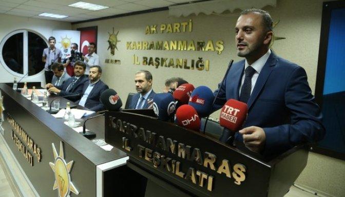 AK Parti'li Kandemir;