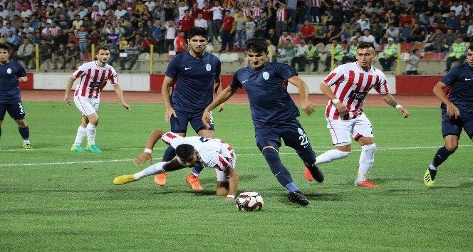 Kahramanmaraşspor: 2 - Kemerspor 2003: 0