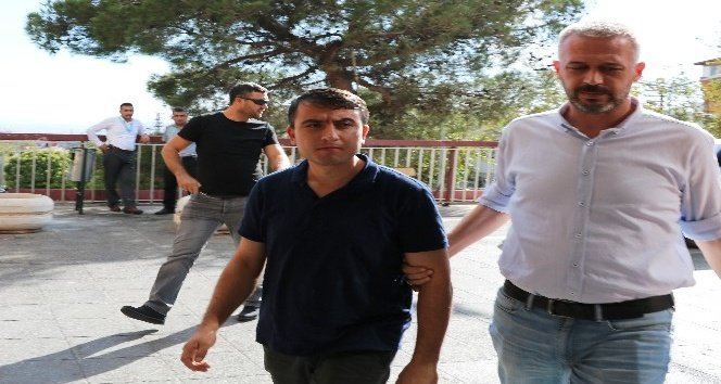 Kahramanmaraş'ta FETÖ operasyonunda 1 tutuklama