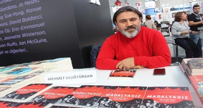 Madalyasız'ın yazarı Kahramanmaraş'a geliyor