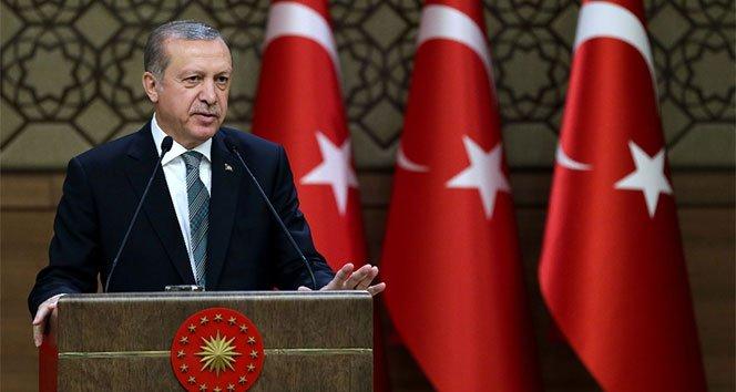 Cumhurbaşkanı Erdoğan: 'Uluslararası sistem çatırdıyor'