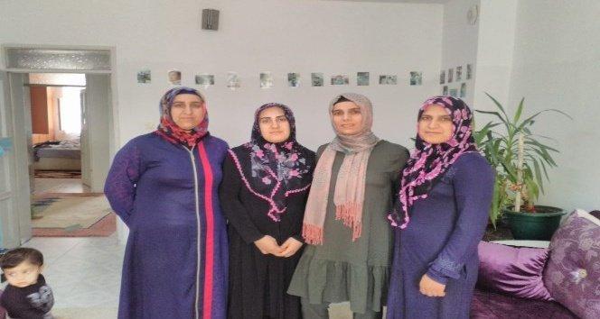 Kadın muhtar adayı iki üniversite mezunu