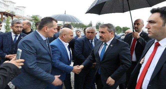 Muhsin Yazıcıoğlu davasında gerginlik