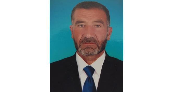 55 yaşındaki muhtar, kalbine yenik düştü