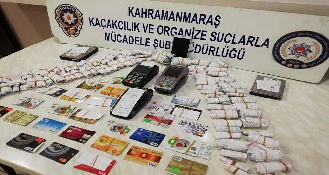 Kredi kartı tefecilerine operasyon: 3 gözaltı