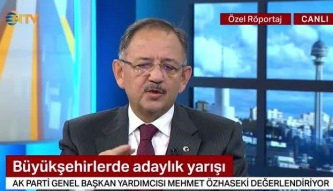 AK Parti'den kritik seçim açıklaması!