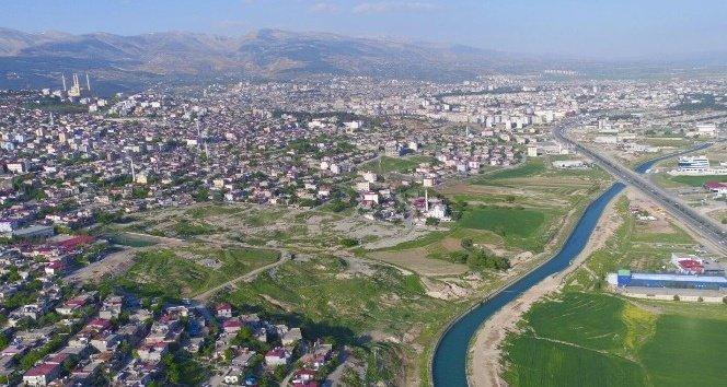 Kahramanmaraş'a