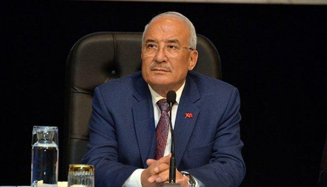 Büyükşehir Belediye Başkanı partisinden istifa etti!