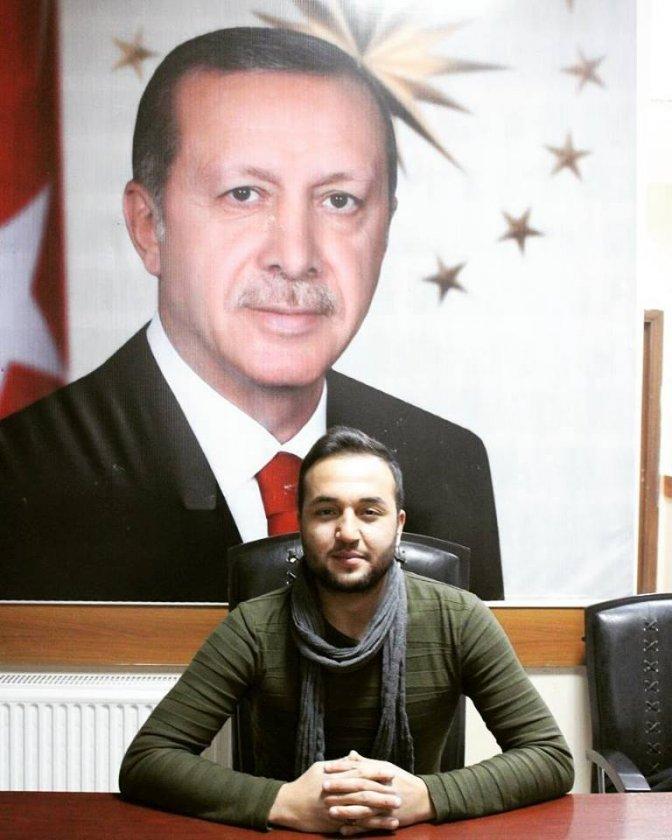 Ekinözü Belediye Başkanı Çeleğen'in acı günü