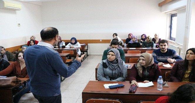 KSÜ'de lider öğretmenler yetiştiriliyor