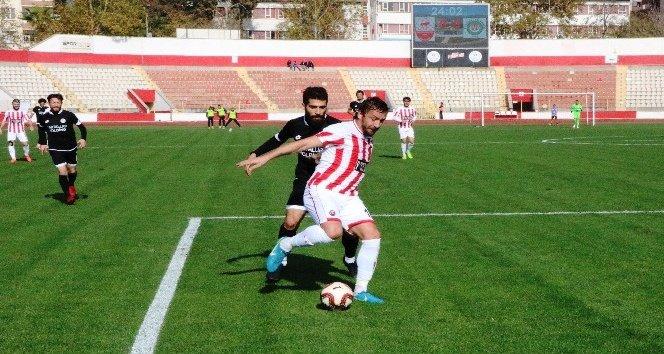 Kahramanmaraşspor: 0 - Etimesgut Belediyespor: 2