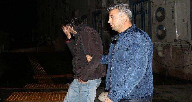 Su sayaçlarını çalan hırsız tutuklandı!