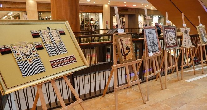 Kahramanmaraş'ta minyatür sergisi