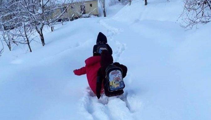 Kahramanmaraş'ta 4 ilçede okullar tatil edildi!