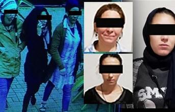 4 kadının sırrı dikkatli vatandaşın gözünden kaçmadı!