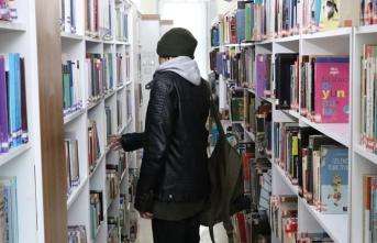 Kahramanmaraş'ta kitap okuma analizi yapıldı