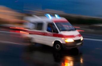 Kahramanmaraş'ta otomobiller kavşakta birbirine girdi! Çok sayıda yaralı var...