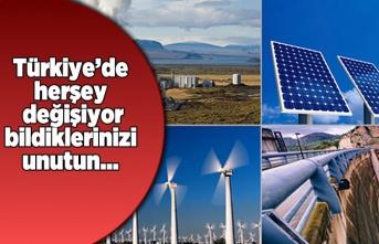 Türkiye'de artık herşey değişiyor...