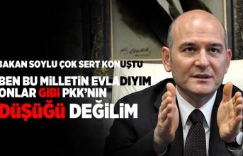 """İçişleri Bakanı Soylu: """"CHP, Kılıçdaroğlu, zillet ittifakı kolunu PKK'ya kaptırmıştır, bu iş bitmiştir"""""""