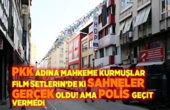 komşumuzda PKK operasyonu! Sözde Mahkeme kurulmuş