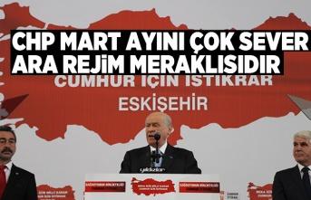 MHP Lideri CHP'ye yüklendi