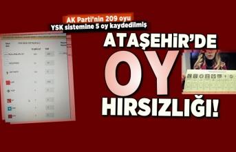 Piri Reis Ortaokulu'nda skandal usulsüzlük! AK Parti'nin 209 oyu...