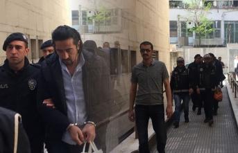 Silah kaçakçılığından 2'si polis 6 kişi adliyeye sevk edildi!