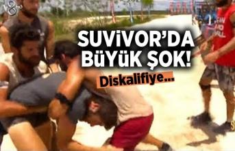 Survivor'da büyük şok! Diskalifiye...