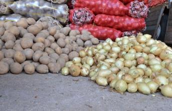 Vatandaşların dikkatine! Soğan 75 kuruş patates...