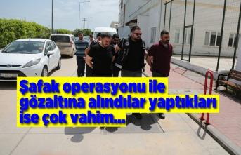Adana'da yakalandılar!