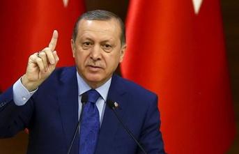 Cumhurbaşkanı Erdoğan: ''İstanbul'da seçim olursa bu kez istanbulu alırız''
