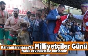 Kahramanmaraş'ta Milliyetçiler Günü farklı etkinliklerle kutlandı!