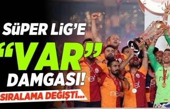 """Süper Lig'e """"var"""" damgası! Sıralama değişti!"""